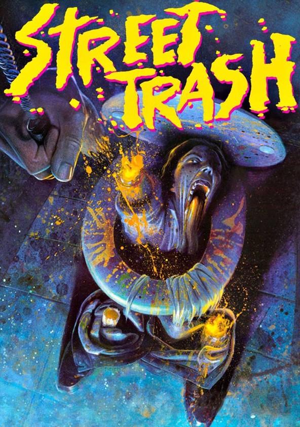 Street Trash poster