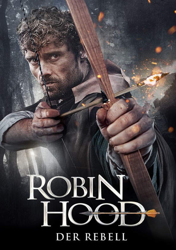 Robin Hood - Der Rebell poster