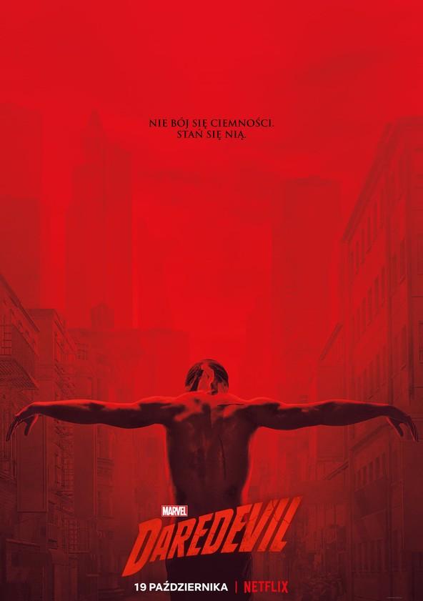 Marvel: Daredevil poster