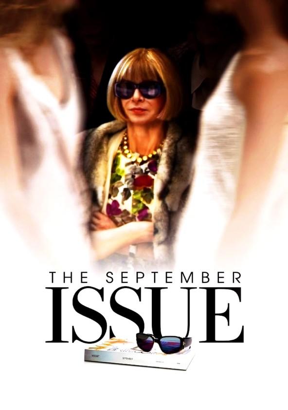 Vogue, el número de septiembre poster