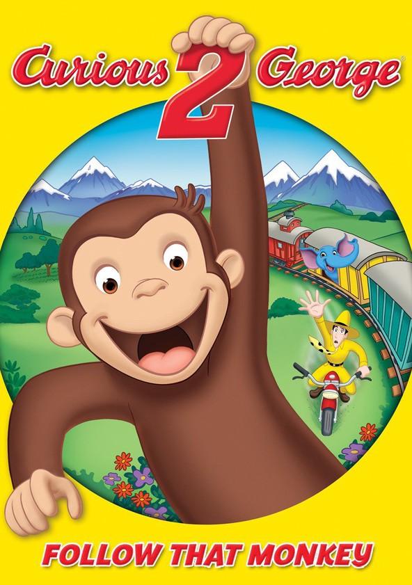 Bajkeverő majom 2: Kövesd a majmot!