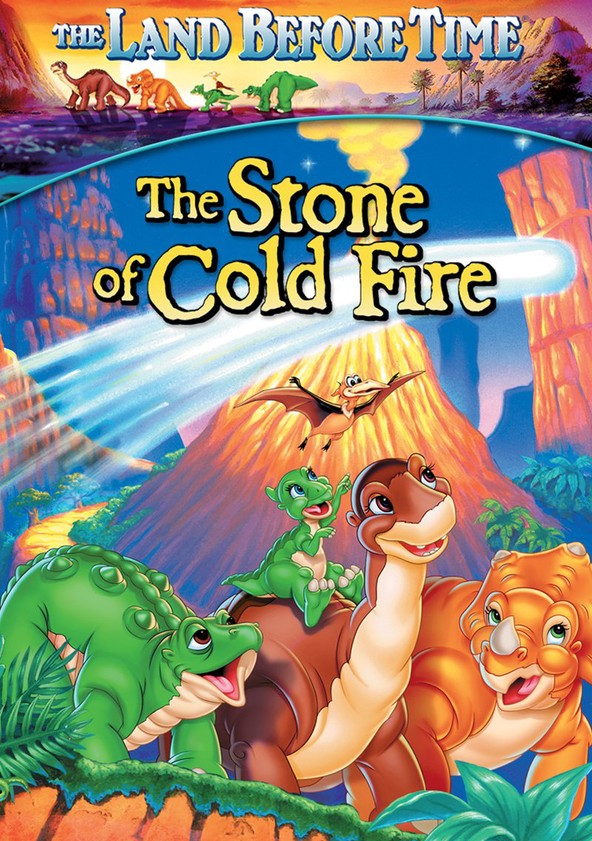 The Land Before Time VII: The Stone of Cold Fire poster