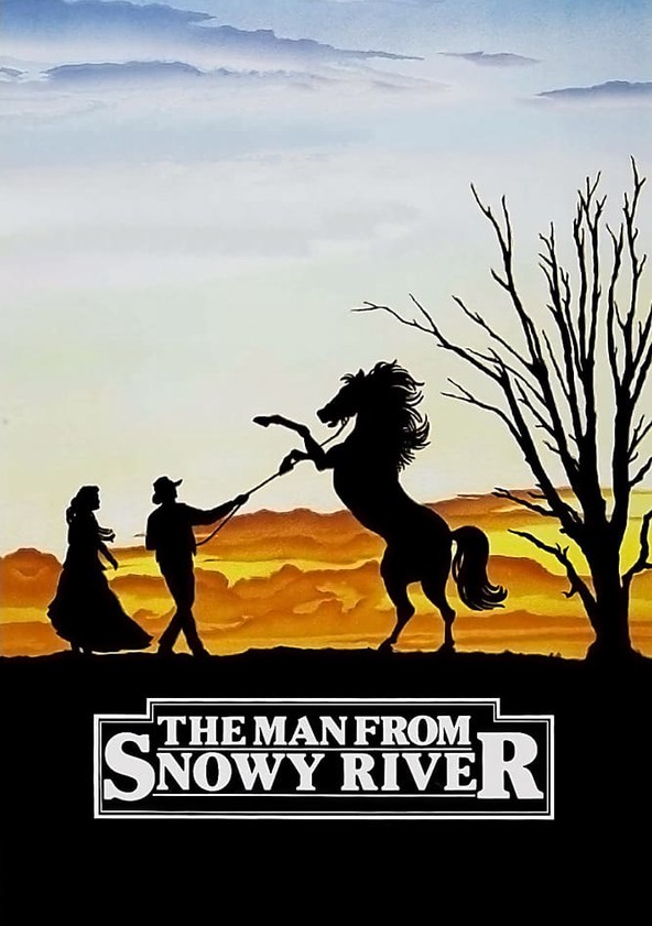 The Man from Snowy River poster
