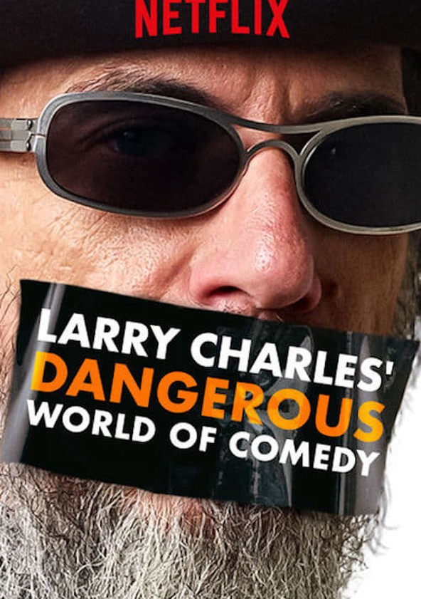 Larry Charles' Dangerous World of Comedy Season 1 poster