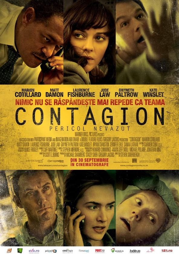 Contagion: Pericol nevăzut