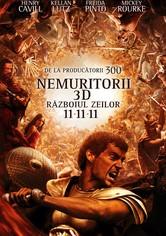Nemuritorii 3D: Războiul Zeilor