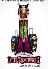 Hotel Transylvania 3. - Szörnyen rémes vakáció