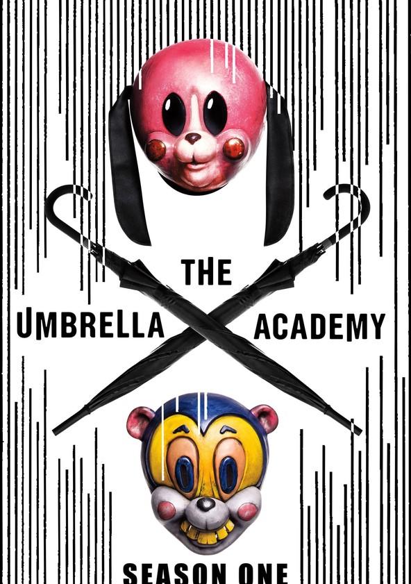 Академия «Амбрелла» Сезон 1 poster
