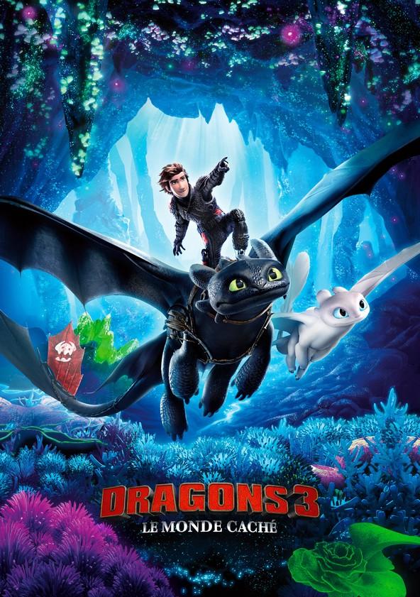 Dragons 3: Le monde caché