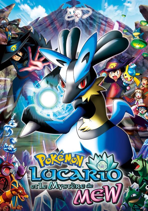 Pokémon 08 - Lucario et le Mystère de Mew