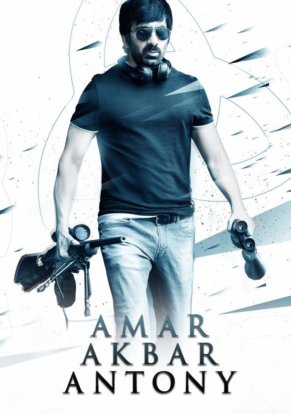 Amar Akbar Anthony poster