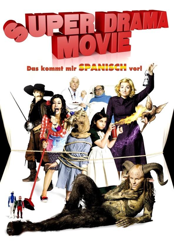 Super Drama Movie - Das kommt mir spanisch vor poster
