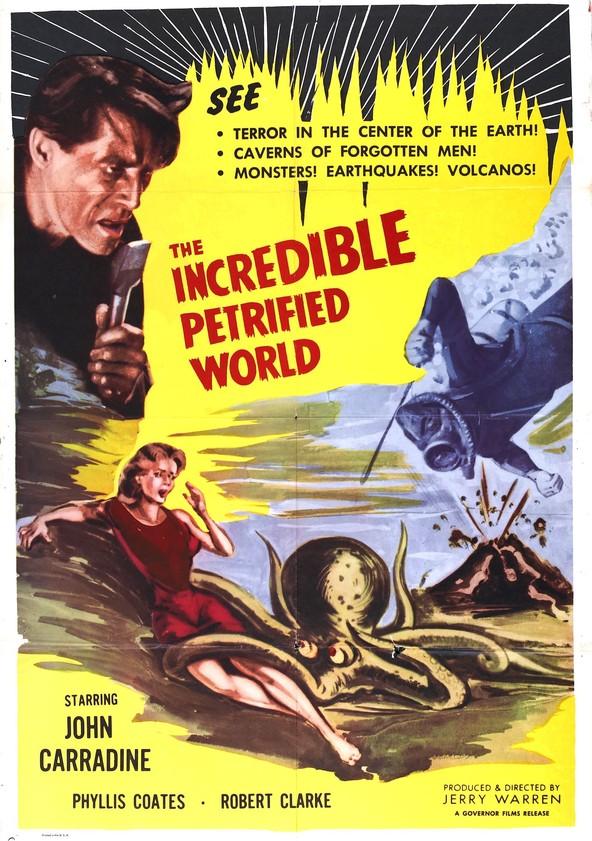 The Incredible Petrified World