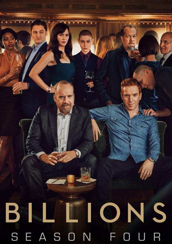 Billions Season 4 poster