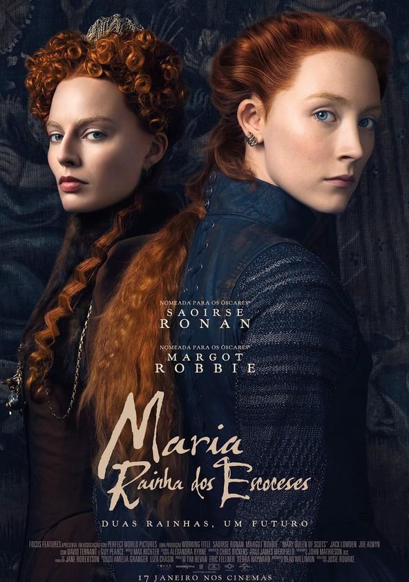 Maria, Rainha dos Escoceses poster