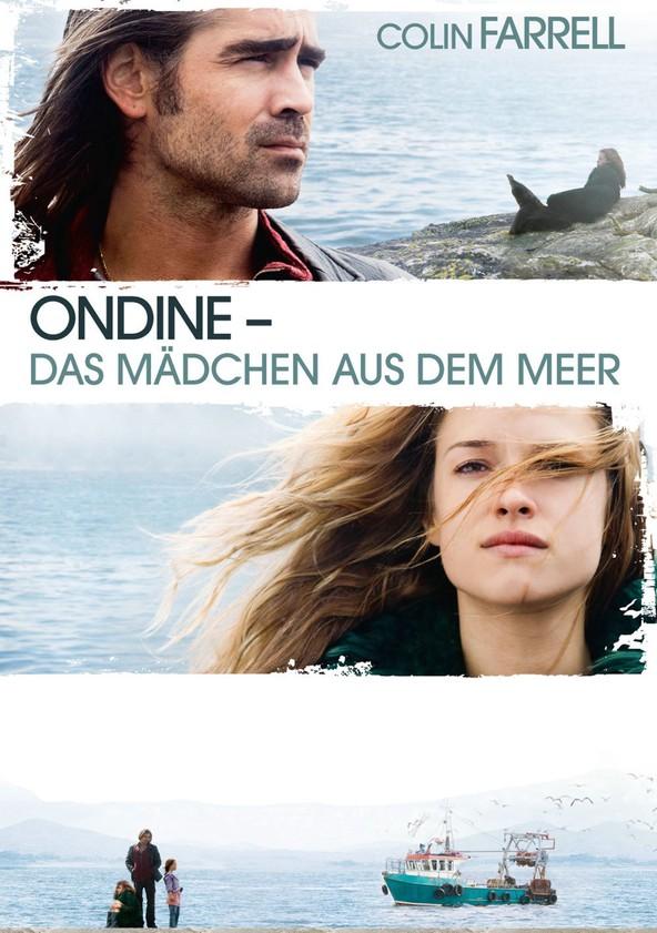 Ondine - Das Mädchen aus dem Meer poster