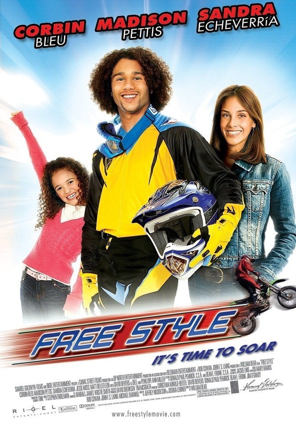 Free Style poster