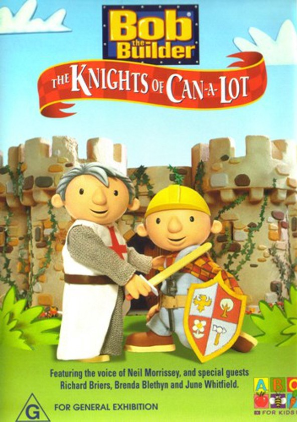 Bob the Builder: The Knights of Can-A-Lot poster