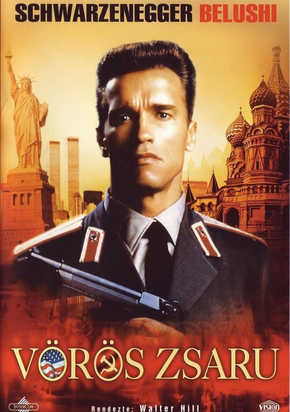 Vörös zsaru