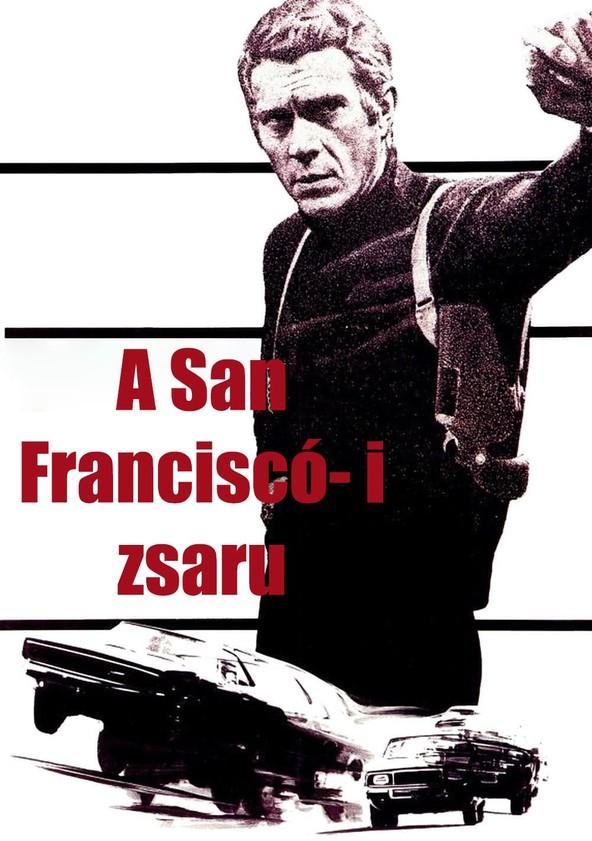 San Franciscó-i zsaru
