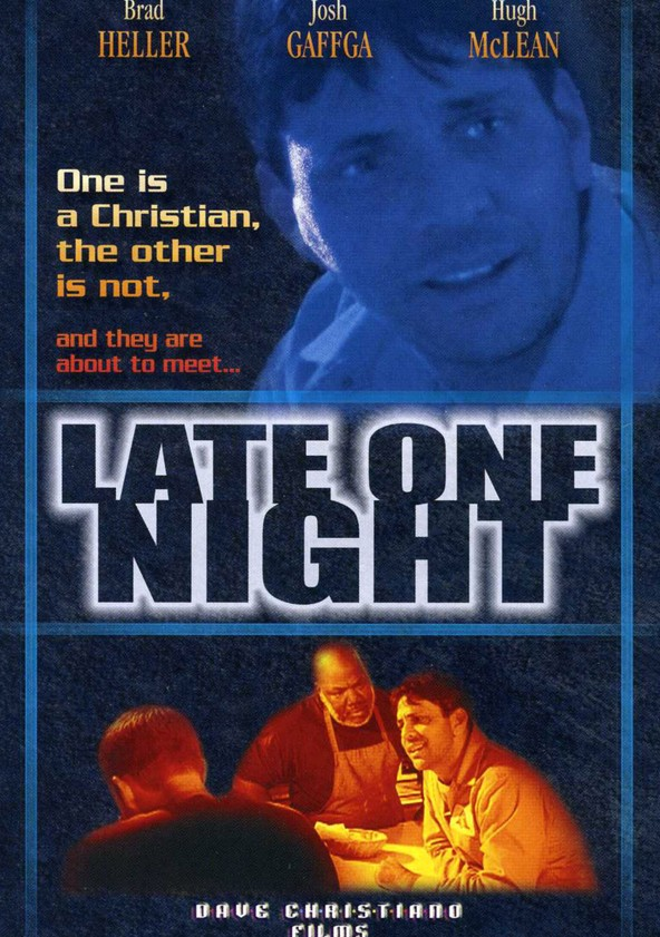 Late One Night poster