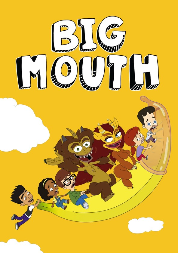 Big Mouth Season 3 Watch Full Episodes Streaming Online