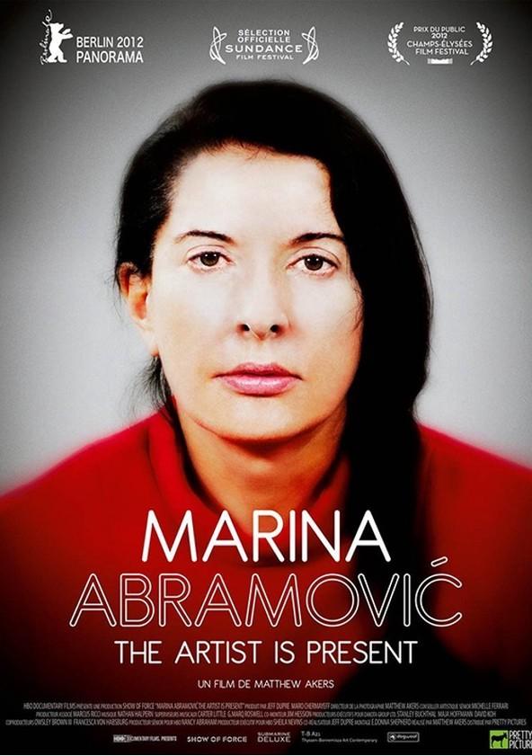 Marina Abramović: The Artist Is Present poster