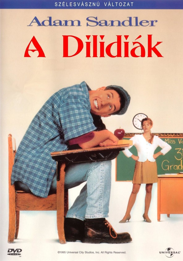 Billy Madison - A dilidiák