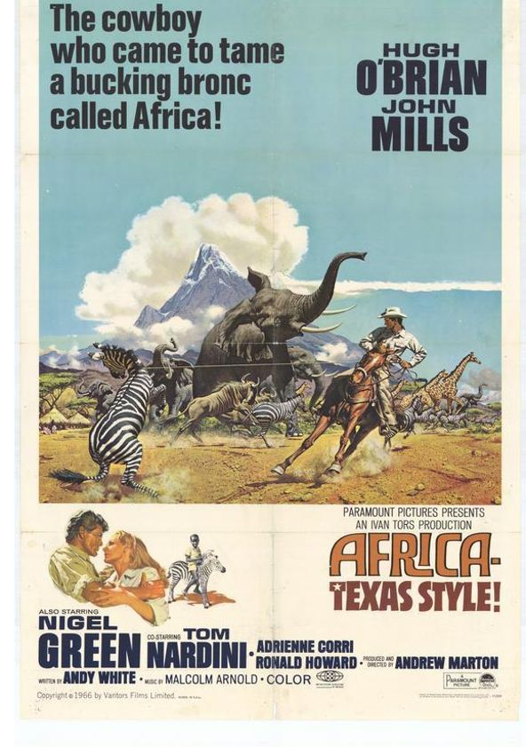 Africa: Texas Style!