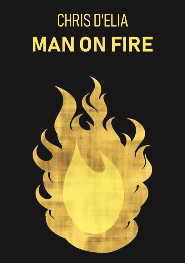 Chris D'Elia: Man on Fire poster