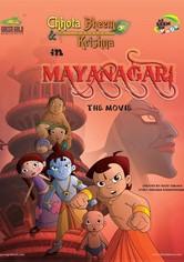 Chhota Bheem & Krishna in Mayanagari