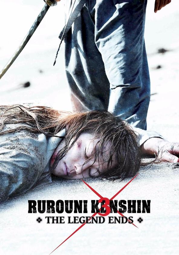 Rurouni Kenshin: The Legend Ends - stream online