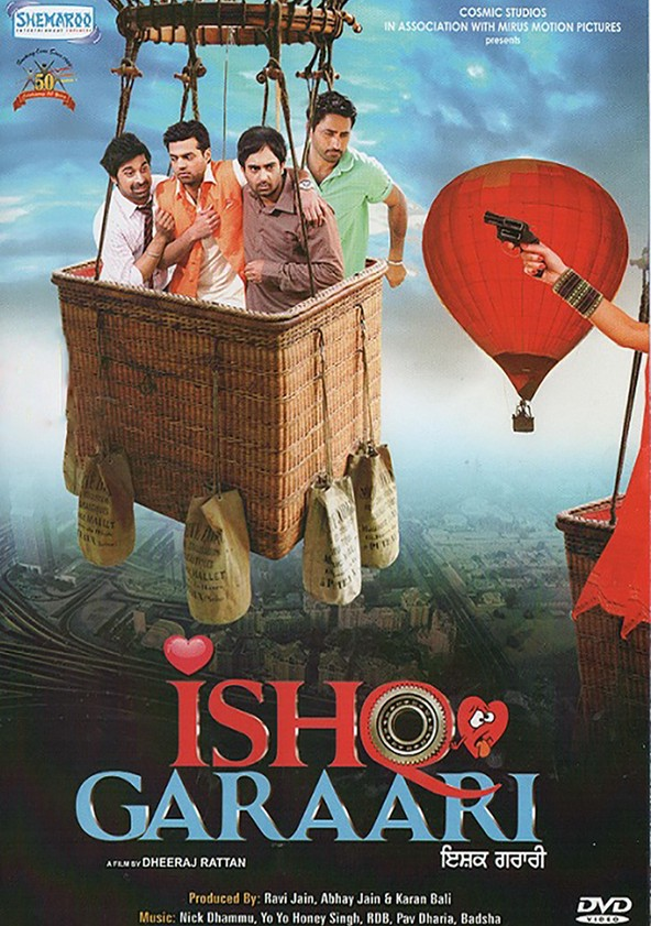 Ishq Garaari poster