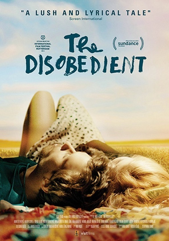 The Disobedient poster