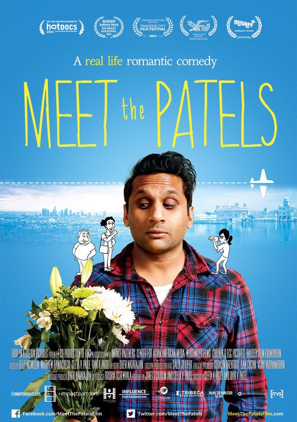 Meet the Patels poster