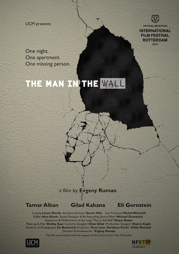 The Man in the Wall poster