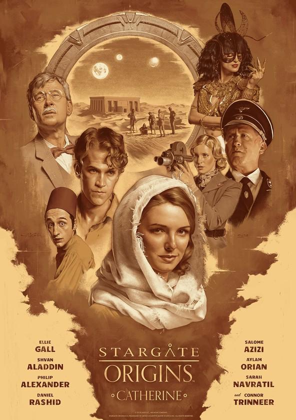 Stargate Origens: Catarina
