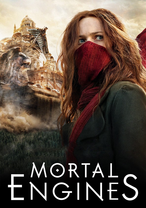 Mortal Engines (Máquinas mortales) poster