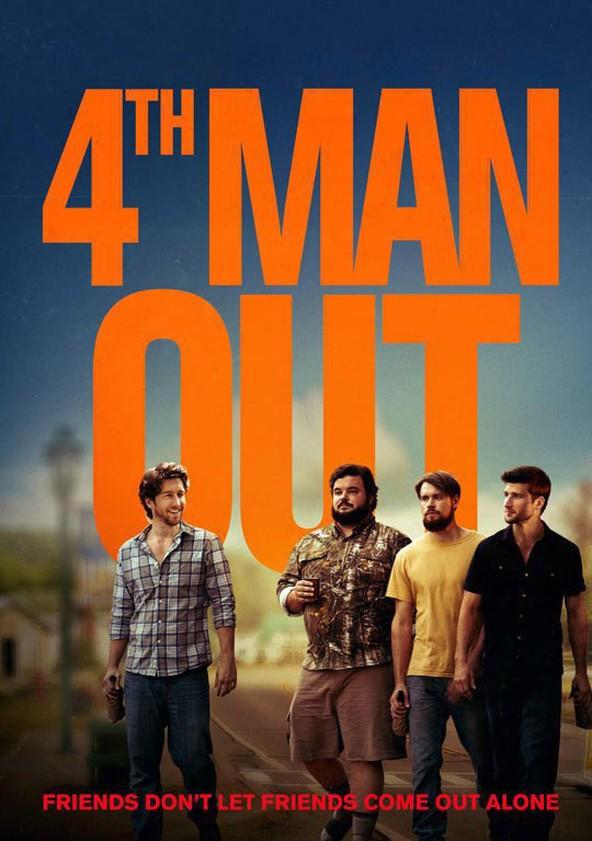 4º homem poster