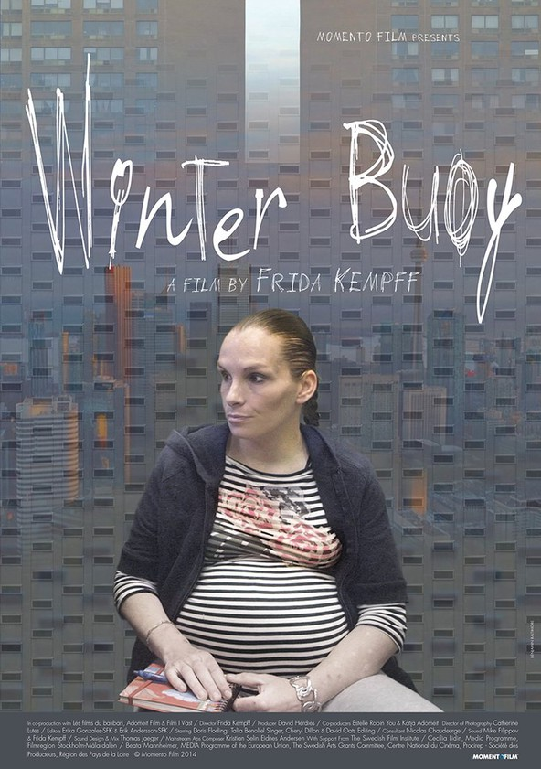 Winter Buoy poster