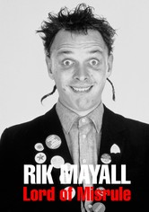 Rik Mayall: Lord of Misrule