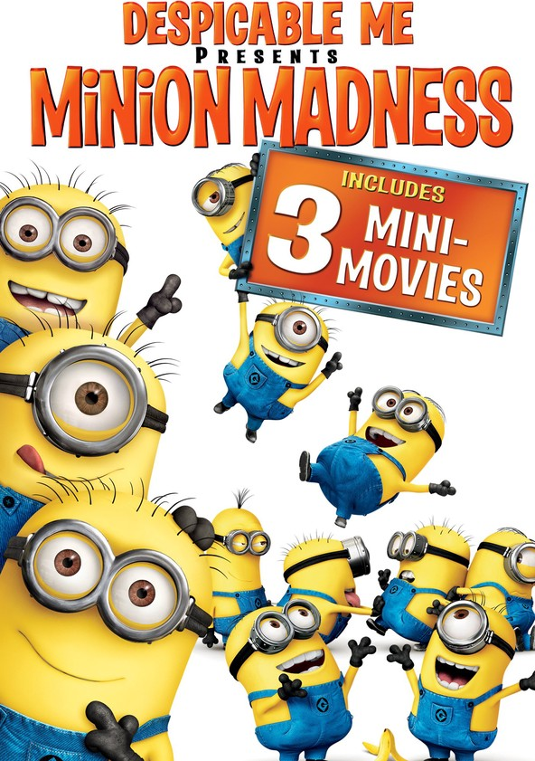 despicable me presents minion madness streaming. Black Bedroom Furniture Sets. Home Design Ideas