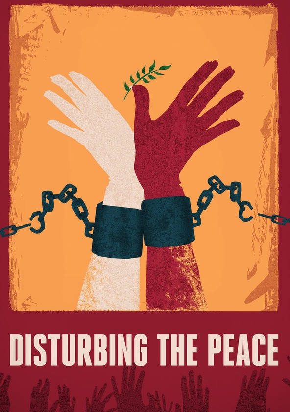 Disturbing the Peace poster