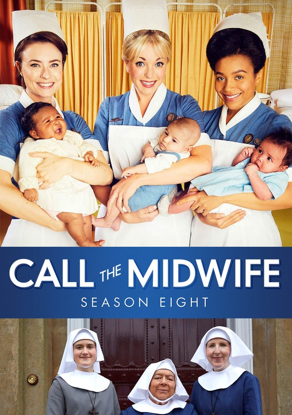 Call the Midwife Series 8 poster