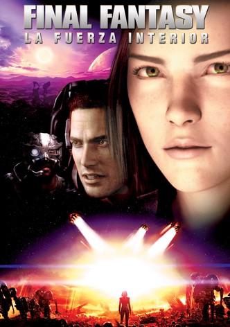 Final fantasy: La fuerza interior