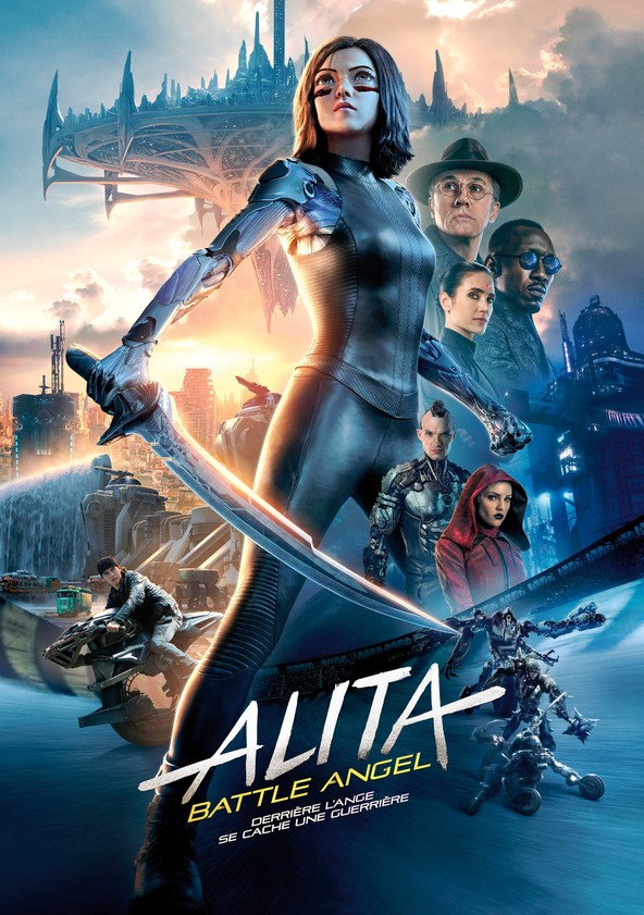 Alita : Battle Angel poster