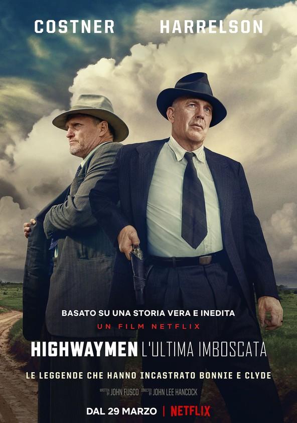 Highwaymen - L'ultima imboscata poster