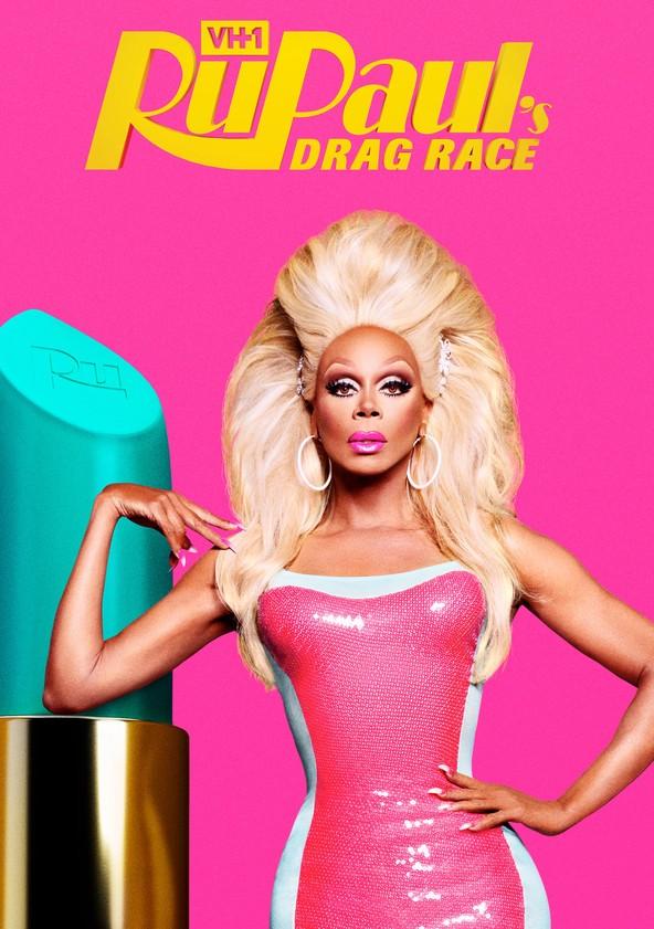 RuPaul's Drag Race poster