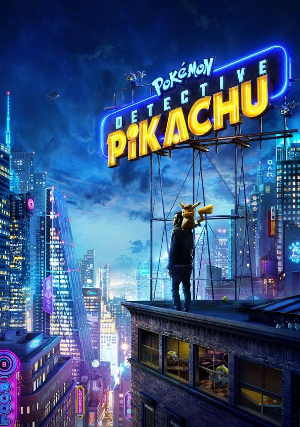 Pokémon Detective Pikachu poster