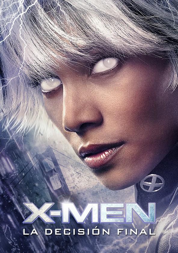 X-Men: La decisión final poster